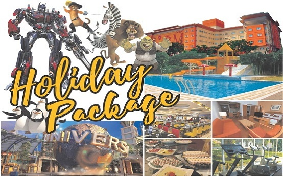 Universal Studio Packages