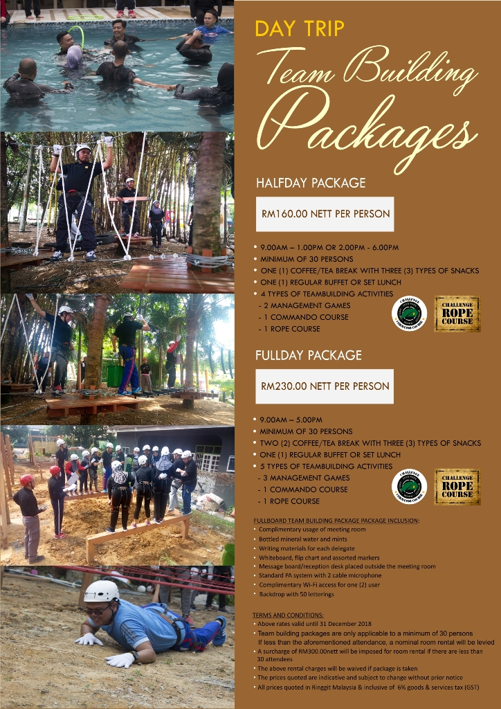 Team Building Packages