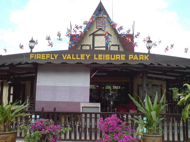 tourist treasures Firefly Valley Leisure Park